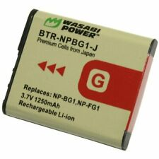Wasabi Power Battery for Sony NP-BG1, NP-FG1