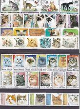 10Kpl Sätze+3Blocks3Klp.Katzen Babykatze,Kätzchen,Kitten,Cats,gatos,katzenrassen