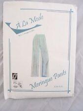 L J Designs A La Mode Sewing Pattern Meringue Pants XXS-XXL NEW