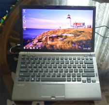 SONY VAIO Z VGN-Z590 Duo core 2.6G 4Gb memory 500Gb hard drive  win7