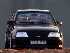 1:18 Tuning Opel Kadett E GSI 87´+ BBS RS Alu-PVC-Felgen + MATTIG Spoiler = OVP