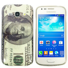 Schutzhülle f Samsung Galaxy Ace 3 S7270 Case Cover Tasche TPU 100$ USA Amerika