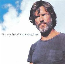 The Very Best of Kris Kristofferson [Monument] by Kris Kristofferson (CD, Jun-1999, Monument Records)