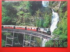 Postcard Australia The Kuranda Train At Stony Creek Falls