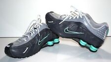Nike Shox R4 Dark Charcoal/Black/Grey 104265-903 Size 9