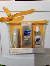 Phyto ULTIMATE HYDRATION 3pc Travel Set Phytojoba Shampoo Mask Huile Soyeuse New