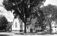 Real Photo Postcard Methodist Church in Reinbeck, Iowa~122168