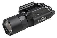 Surefire X300U-B Ultra arme lumière avec T-SLOT Montage Rail DEL 600 lm