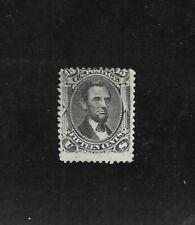 U.S #77  (Washington) 15 Cent Black ,MINT / N-OG / VG-F /C.V $1750.00
