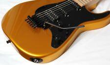JACKSON ADRIAN SMITH SIGNATURE SAN DIMAS® DK MADE IN USA LTD PAGAN GOLD guitar.