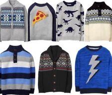 NWT Gymboree SKI CABIN Ivory Gray Blue Snowflake Sweater Cardigan NEW 10-12 L