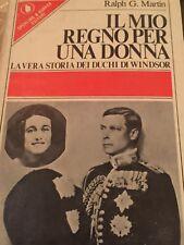 RALPH G. MARTIN - IL MIO REGNO PER UNA DONNA 1976