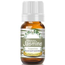 Jasmine aceite esencial absoluto aceite esencial (Premium) - 10ml grado terapéutico