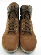 Scarpe da donna stivali alla caviglia stringhe piatto ( meno di 1,3 cm )