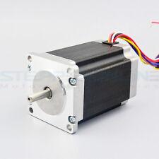 Dual Shaft Nema 23 Stepper Motor 2.83Nm(400 oz.in) 4.0A Unipolar/Bipolar