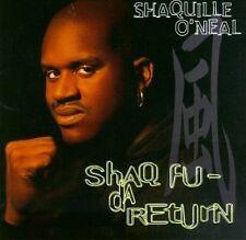 Shaquille O'Neal Shaq fu-da return (1994) [CD]