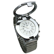 English Talking and Tactile Watch for Visually Impaired People or Elderly