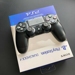 Dualshock 4 Wireless Controller The black for Sony PlayStation 4 Original
