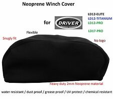 VERRICELLO Driver copertura in neoprene 12000 a 17000lbs comodamente Fit weatheproof XL 04