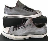 Converse X John Varvatos Chuck Taylor Ox Waxed/Pebbled Leather Brown 150172C 8 M
