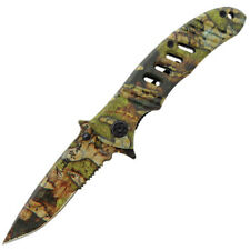 "Turtleman Tactical Turtle Knife TM008 4 1/2"" closed linerlock. 3 1/4"" Turtleflag"