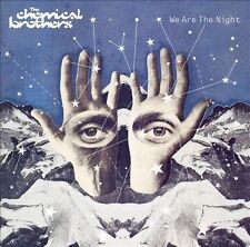 THE CHEMICAL BROTHERS - We Are the Night, 2007 CD, NEW