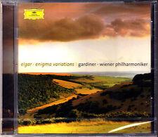 John Eliot GARDINER: ELGAR Enigma Variations In the South Sospiri Allegro WPO CD