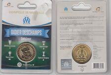 Arthus-Bertrand Olympique de Marseille DESCHAMPS Double vainqueur coupe monde