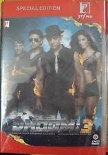 DHOOM 3 (AAMIR KHAN, KATRINA KAIF, ABHISHEK) - BOLLYWOOD 2 DISC SPECIAL. ED  DVD