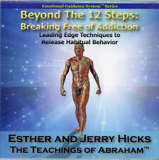 Abraham-Hicks Esther CD Beyond The 12 Steps: Breaking Free of Addiction - NEW