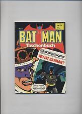 BATMAN TASCHENBUCH # 14 - EHAPA VERLAG 1981 - TOP