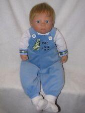 """20"""" Vinyl/Cloth Baby Boy Doll"""