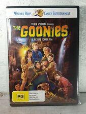 The Goonies (DVD, 2010) Cult Classic Kids Movie - REG 4