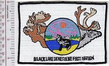First Nation Indian Tribal Flag Saskatchewan Black Lake Denesuline Sask Canada