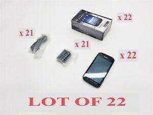 Kyocera DuraForce PRO 32GB Black Verizon 4G KYOE6810N Phone Clean IMEI Lot 22