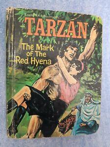 A big little book # 5 Tarzan The mark of red Hyena 2005 edition  1967