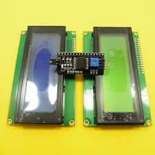 2004 Modulo 5V LCD DISPLAY BOARD 20X4 + adattatore di interfaccia seriale IIC/I2C Modulo