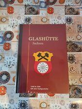 Buch 500 Jahre Glashütte Uhrmacher-Schule und Lange&Söhne