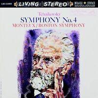 Monteux, Boston Symphony Orchestra - Tchaikovsky: Symphony No. 4 (200g Vinyl)