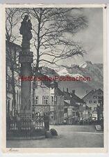 (98833) ak Murnau am Staffelsee, hace 1945