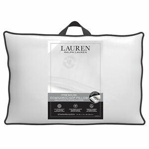 ralph laren premium downaround side sleeper standard /queen pillow