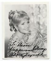 Debbie Reynolds Signed Vintage Photo Autographed AUTO Signature