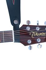 Acoustic Guitar Strap Button