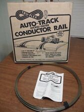Vintage Slot Car Track Silver Nickle Replacement Rail Conductor Part Repair