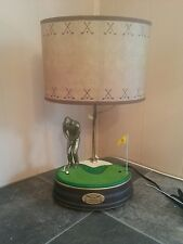 Golf Lamp King America  For Birdie Super Cool Animated Crowd Noise Makes Putt!