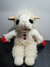 """Talking Lambchop Plush Aurora World 16 Inch Stuffed Animal Toy Lamb 12"""""""