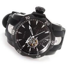 Invicta Marvel Men's 52mm Venom Limited Edition Automatic Open Heart Strap Watch