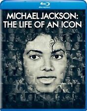 Michael Jackson Life of an Icon 0025192119996 Blu Ray Region 1