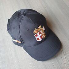 Cappello baseball ITALIA nero CAMPIONI MONDO 34-38 Ultras CALCIO hats SAVOIA 77b8420dc992