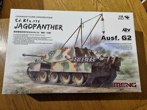 Meng Model 1/35 Jagdpanther Ausf.G2 Sd.Kfz.173
